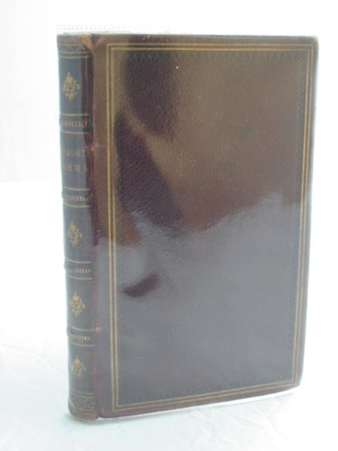 Photo of POEMS written by Lysaght, Edward published by Gilbert And Hodges (STOCK CODE: 555894)  for sale by Stella & Rose's Books