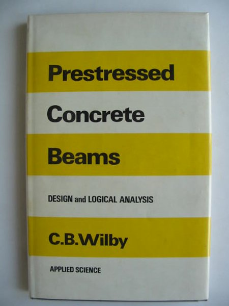 Photo of PRESTRESSED CONCRETE BEAMS written by Wilby, C.B. published by Applied Science Publishers Ltd. (STOCK CODE: 556579)  for sale by Stella & Rose's Books