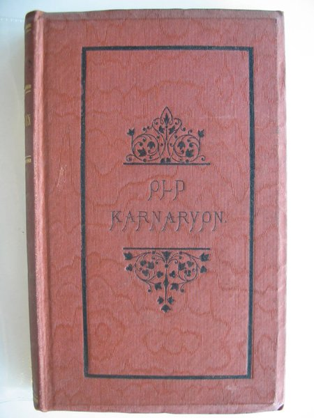 Photo of OLD KARNARVON A HISTORICAL ACCOUNT OF THE TOWN OF CARNARVON WITH NOTICES OF THE PARISH CHURCHES OF LLANBEBLIG & LLANFAGLAN written by Jones, William Henry published by H. Humphreys (STOCK CODE: 557152)  for sale by Stella & Rose's Books