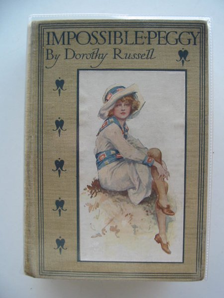 Photo of IMPOSSIBLE PEGGY written by Russell, Dorothy illustrated by Browne, Gordon published by Blackie & Son Ltd. (STOCK CODE: 557398)  for sale by Stella & Rose's Books