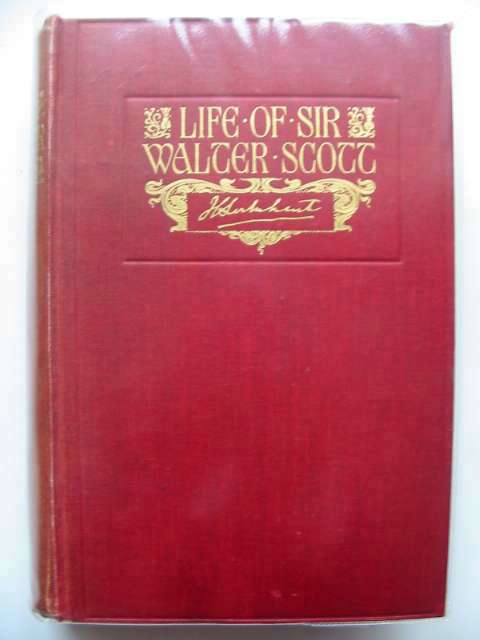 Photo of THE LIFE OF SIR WALTER SCOTT- Stock Number: 559013
