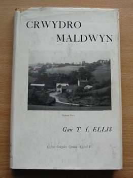 Photo of CRWYDRO MALDWYN written by Ellis, T.I. published by Llyfrau'r Dryw (STOCK CODE: 559545)  for sale by Stella & Rose's Books