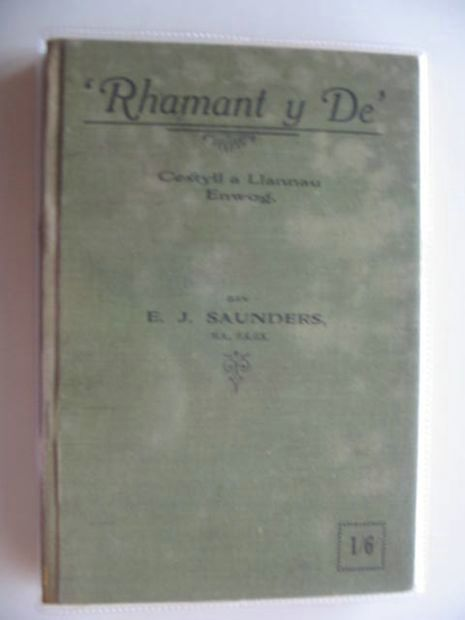 Photo of RHAMANT Y DE written by Saunders, E. John published by James Davies (STOCK CODE: 559592)  for sale by Stella & Rose's Books