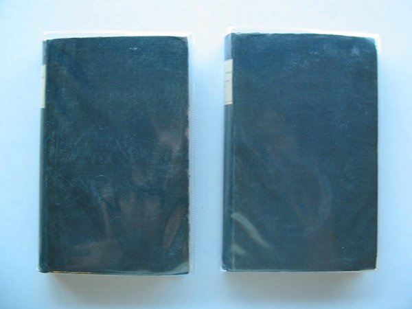 Photo of THE POETICAL WORKS OF LEWIS GLYN COTHI (2 VOLUMES) written by Cothi, Lewis Glyn published by Oxford University Press (STOCK CODE: 560003)  for sale by Stella & Rose's Books