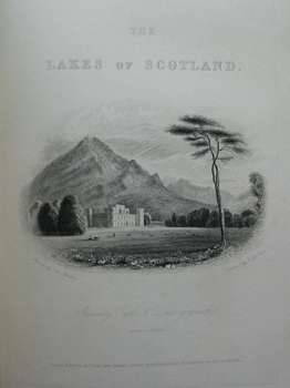 Photo of THE LAKES OF SCOTLAND A SERIES OF VIEWS written by Leighton, John M. illustrated by Fleming, John published by Joseph Swan (STOCK CODE: 560420)  for sale by Stella & Rose's Books