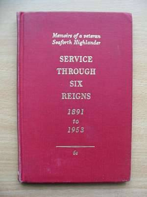Photo of SERVICE THROUGH SIX REIGNS 1891 TO 1953- Stock Number: 560795