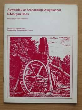 Photo of AGWEDDAU AR ARCHAEOLEG DIWYDIANNOL written by Rees, D. Morgan published by Gwasg Prifysgol Cymru (STOCK CODE: 561154)  for sale by Stella & Rose's Books