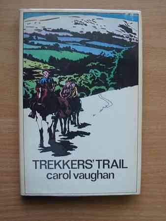 Photo of TREKKERS' TRAIL written by Vaughan, Carol illustrated by Marshall, Constance published by White Lion Publishers Limited (STOCK CODE: 563975)  for sale by Stella & Rose's Books