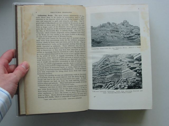Photo of THE GROUNDWORK OF MODERN GEOGRAPHY written by Wilmore, Albert Payne, Ethel R. published by G. Bell & Sons Ltd. (STOCK CODE: 565032)  for sale by Stella & Rose's Books
