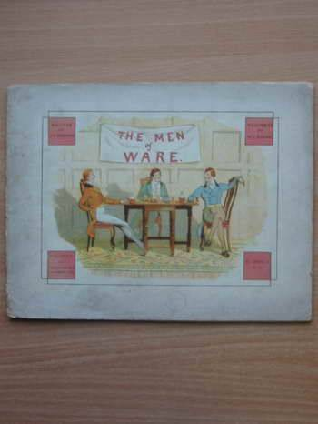 Photo of THE MEN OF WARE written by Weatherly, F.E. illustrated by Hodgson, W.J. published by Hildesheimer & Faulkner (STOCK CODE: 565266)  for sale by Stella & Rose's Books