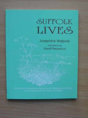 Photo of SUFFOLK LIVES written by Walpole, Josephine illustrated by Pleasance, Geoff published by Images Publishing (STOCK CODE: 565793)  for sale by Stella & Rose's Books