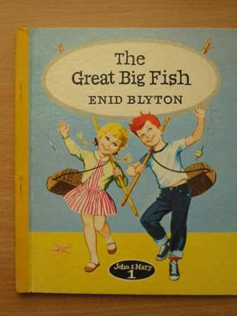 Photo of THE GREAT BIG FISH written by Blyton, Enid published by Brockhampton Press (STOCK CODE: 567016)  for sale by Stella & Rose's Books