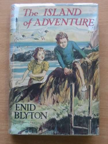 Photo of THE ISLAND OF ADVENTURE written by Blyton, Enid illustrated by Tresilian, Stuart published by Macmillan & Co. Ltd. (STOCK CODE: 567529)  for sale by Stella & Rose's Books