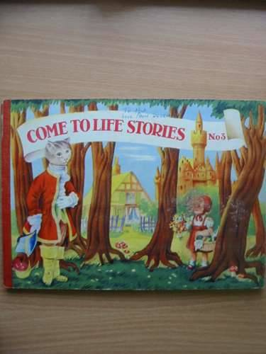 Photo of COME TO LIFE STORIES No. 3- Stock Number: 567724