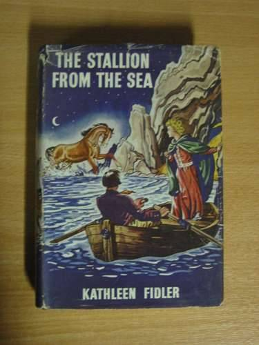 Photo of THE STALLION FROM THE SEA written by Fidler, Kathleen illustrated by Ronalds, G.S. published by Lutterworth Press (STOCK CODE: 567956)  for sale by Stella & Rose's Books