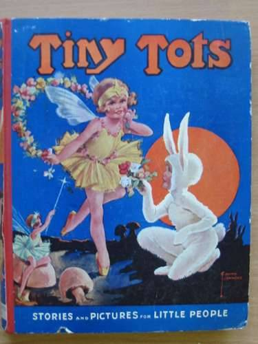 Photo of TINY TOTS A PICTURE STORY BOOK FOR LITTLE PEOPLE illustrated by Jennens, Frank
