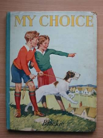 Photo of MY CHOICE written by Gould, Elizabeth