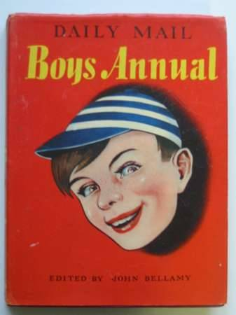 Photo of DAILY MAIL BOYS ANNUAL- Stock Number: 569025