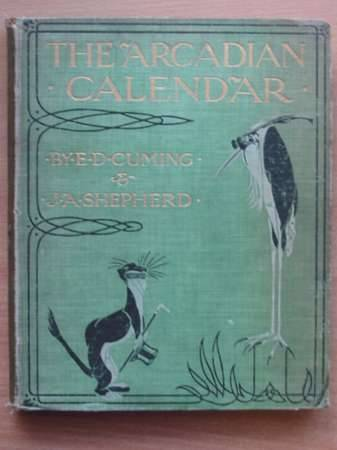 Photo of THE ARCADIAN CALENDAR- Stock Number: 569509