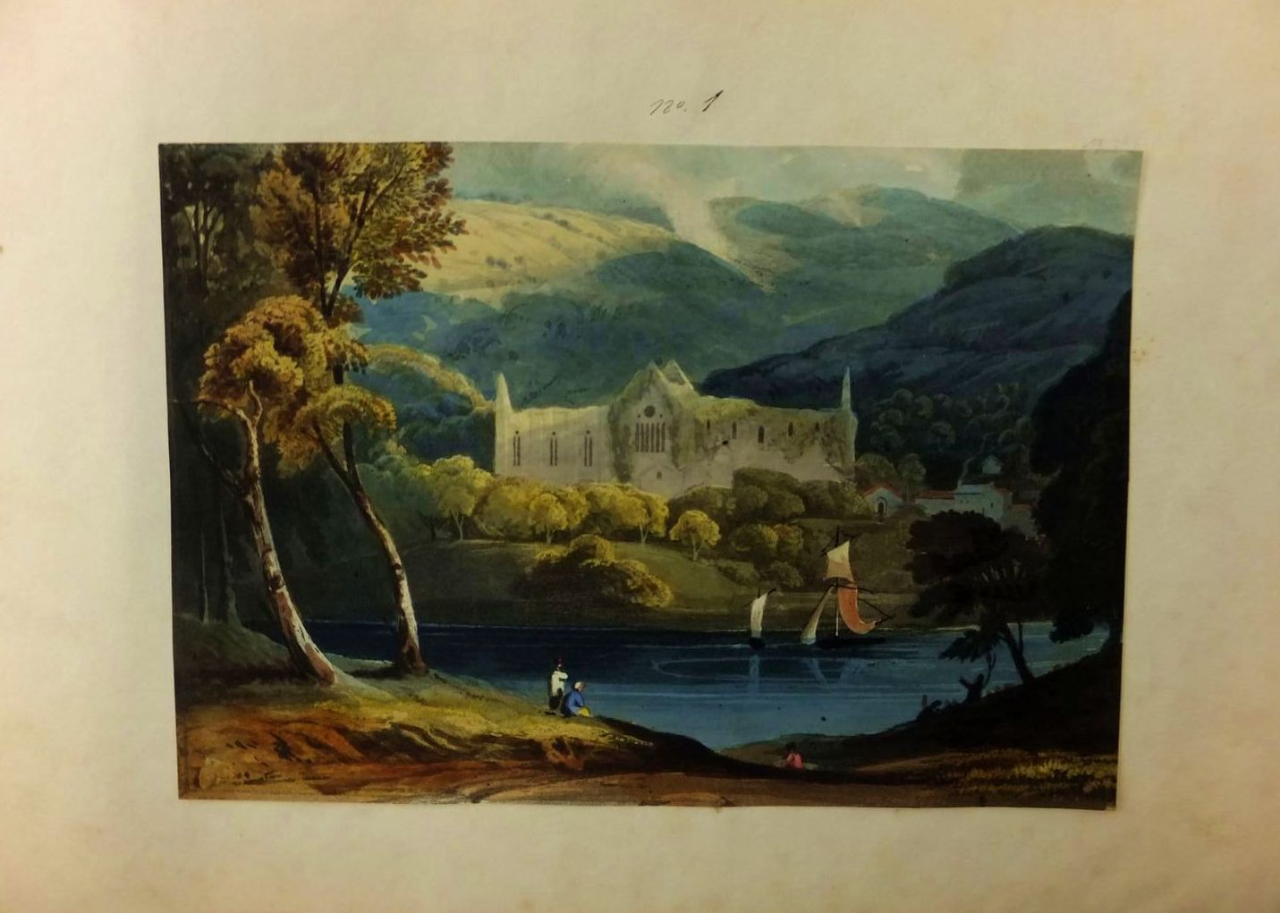 Photo of A PICTURESQUE DESCRIPTION OF THE RIVER WYE FROM THE SOURCE TO ITS JUNCTION WITH THE SEVERN written by Fielding, T.H. published by Ackermann & Co. (STOCK CODE: 570371)  for sale by Stella & Rose's Books