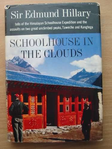Photo of SCHOOLHOUSE IN THE CLOUDS- Stock Number: 570381