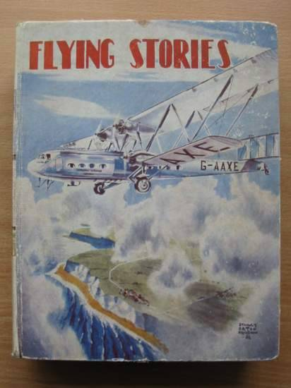 Photo of FLYING STORIES written by Johns, W.E. Rochester, George E. et al,  illustrated by Bradshaw, Stanley Orton published by John Hamilton (STOCK CODE: 571263)  for sale by Stella & Rose's Books