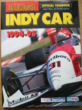 Photo of AUTOCOURSE INDY CAR 1994-95 published by Hazleton Publishing (STOCK CODE: 572335)  for sale by Stella & Rose's Books