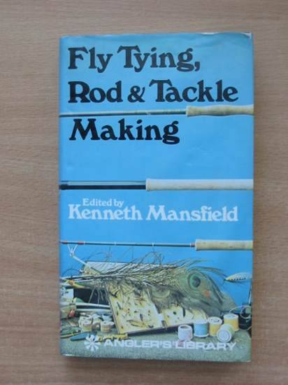 Photo of FLY TYING, ROD & TACKLE MAKING written by Mansfield, Kenneth Bates, L. Vernon Walker, J.B. published by Barrie & Jenkins (STOCK CODE: 572374)  for sale by Stella & Rose's Books