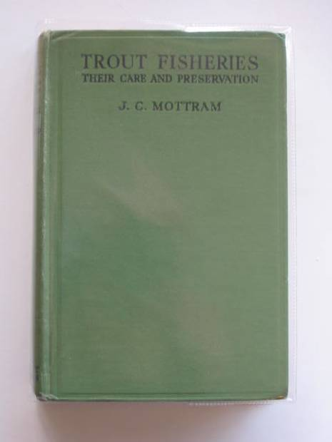 Photo of TROUT FISHERIES THEIR CARE AND PRESERVATION- Stock Number: 572411