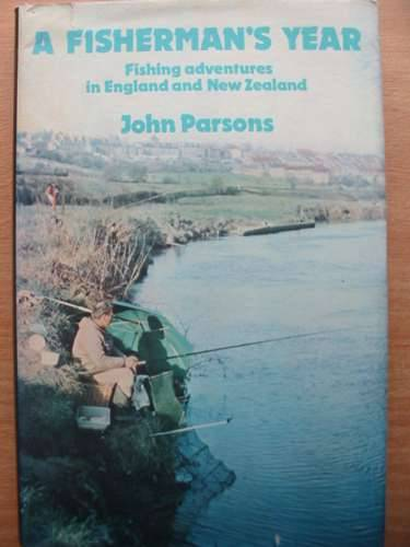Photo of A FISHERMAN'S YEAR written by Parsons, John illustrated by Tapper, Garth published by Collins (STOCK CODE: 572616)  for sale by Stella & Rose's Books