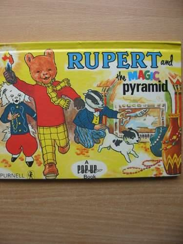 Photo of RUPERT AND THE MAGIC PYRAMID- Stock Number: 573118
