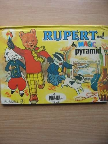 Photo of RUPERT AND THE MAGIC PYRAMID- Stock Number: 573122