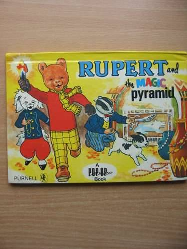 Photo of RUPERT AND THE MAGIC PYRAMID- Stock Number: 573124