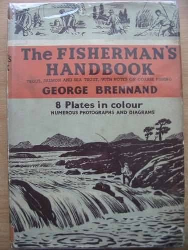 Photo of THE FISHERMAN'S HANDBOOK written by Brennand, George illustrated by Gibson, Colin published by Ward Lock & Co Ltd. (STOCK CODE: 573187)  for sale by Stella & Rose's Books
