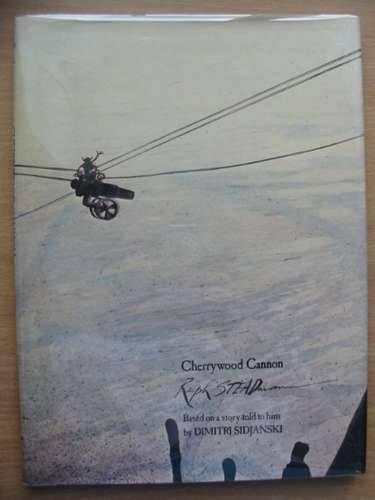 Photo of CHERRYWOOD CANNON written by Sidjanski, Dimitri illustrated by Steadman, Ralph published by Paddington Press (STOCK CODE: 573582)  for sale by Stella & Rose's Books