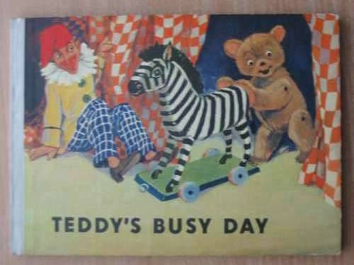 Photo of TEDDY'S BUSY DAY published by Bancroft & Co. Ltd. (STOCK CODE: 573808)  for sale by Stella & Rose's Books