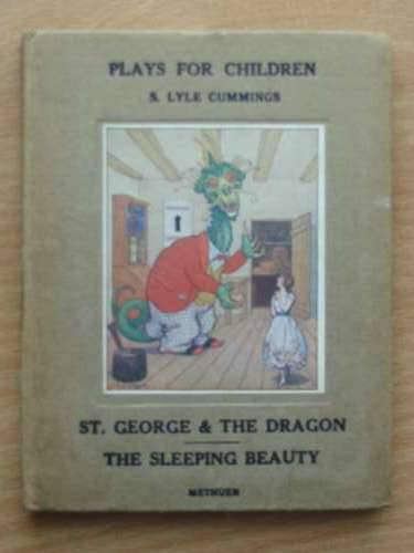 Photo of ST. GEORGE AND THE DRAGON & THE SLEEPING BEAUTY written by Cummins, S. Lyle illustrated by Stampa, G.L. published by Methuen & Co. Ltd. (STOCK CODE: 573817)  for sale by Stella & Rose's Books