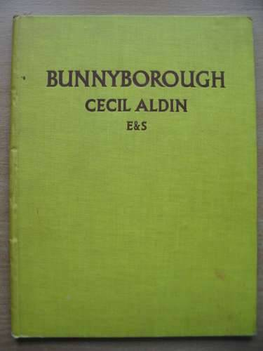Photo of BUNNYBOROUGH written by Aldin, Cecil illustrated by Aldin, Cecil published by Eyre & Spottiswoode (STOCK CODE: 574489)  for sale by Stella & Rose's Books