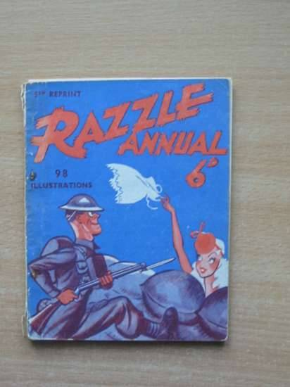 Photo of RAZZLE ANNUAL written by Dennis, Cyril J. published by The Ritz Publishing Company (STOCK CODE: 574834)  for sale by Stella & Rose's Books
