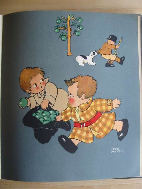 Photo of THE PEEK-A-BOO GIPSIES written by Byron, May illustrated by Preston, Chloe published by Oxford University Press (STOCK CODE: 575151)  for sale by Stella & Rose's Books