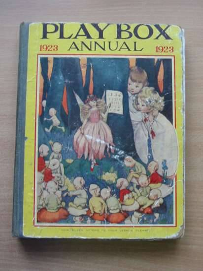 Photo of PLAYBOX ANNUAL 1923- Stock Number: 575226