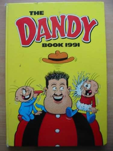 Photo of THE DANDY BOOK 1991 published by D.C. Thomson & Co Ltd. (STOCK CODE: 575518)  for sale by Stella & Rose's Books