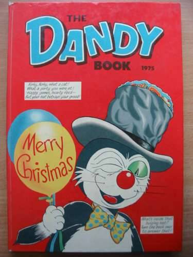 Photo of THE DANDY BOOK 1975 published by D.C. Thomson & Co Ltd. (STOCK CODE: 575522)  for sale by Stella & Rose's Books