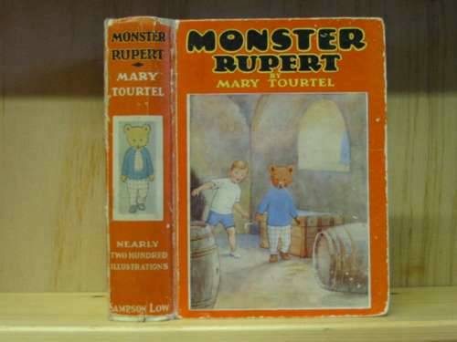 Photo of MONSTER RUPERT 1934- Stock Number: 575808