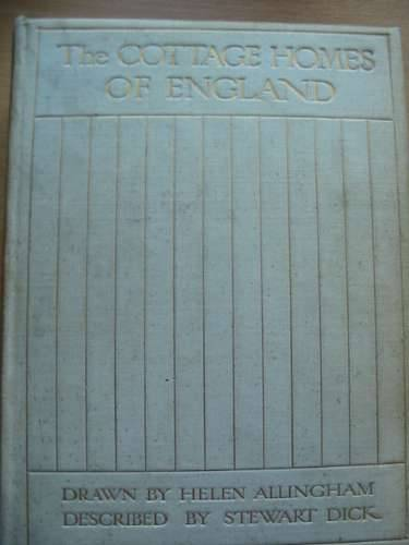 Photo of THE COTTAGE HOMES OF ENGLAND written by Dick, Stewart illustrated by Allingham, Helen published by Edward Arnold (STOCK CODE: 576017)  for sale by Stella & Rose's Books