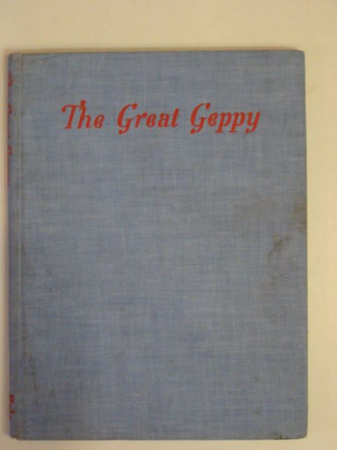 Photo of THE GREAT GEPPY- Stock Number: 576916