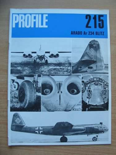 Photo of ARADO Ar234 BLITZ written by Bateson, Richard P. published by Profile Publications (STOCK CODE: 577356)  for sale by Stella & Rose's Books