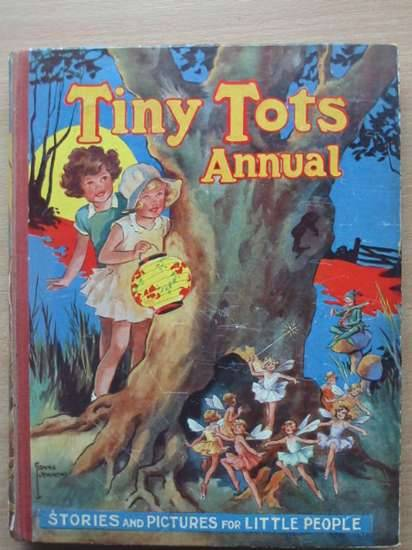 Photo of TINY TOTS ANNUAL published by The Amalgamated Press (STOCK CODE: 577650)  for sale by Stella & Rose's Books