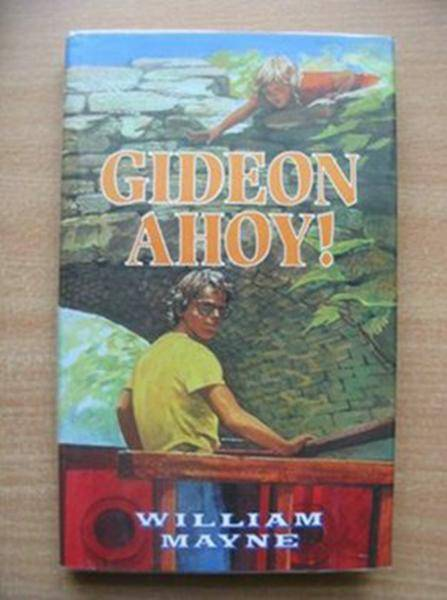 Photo of GIDEON AHOY! written by Mayne, William published by Viking Kestrel (STOCK CODE: 578453)  for sale by Stella & Rose's Books