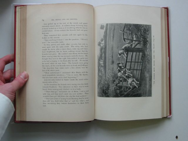 Photo of MR. SPINKS AND HIS HOUNDS written by Lutyens, F.M. illustrated by Lutyens, F.M. Lutyens, C. published by Vinton & Co. Ltd. (STOCK CODE: 578611)  for sale by Stella & Rose's Books